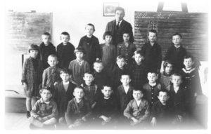 školní rok 1929 - 1930